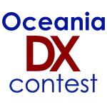 Oceania DX Contest - Claimed score