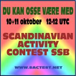 Scandinavian Activity Contest – SSB