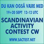 Scandinavian Activity Contest - CW